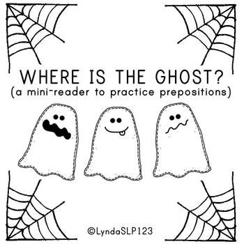 Where is the Ghost? (emergent reader targeting