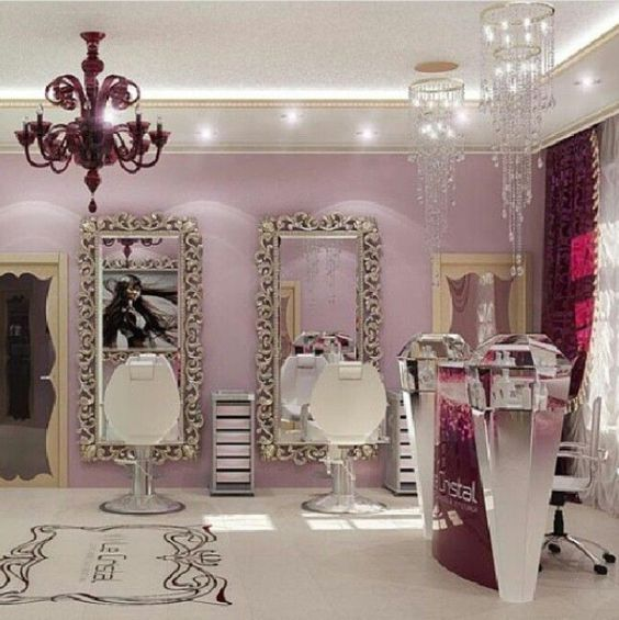 1000 images about Easy Ideas  Beauty  Salon  decorating on