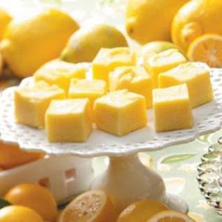 Lemon Fudge 1-1/2 teaspoons plus 6 TBSP butter, divided 2 packages (10 to 12 oz each) vanilla or white chips 2/3 cup sweetened condensed milk 2/3 cup marshmallow creme 1-1/2 teaspoons lemon extract
