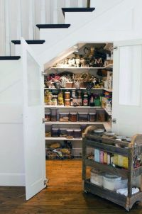20+ best ideas about Under Stairs Pantry on Pinterest ...