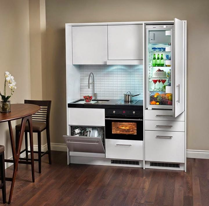 25 best ideas about Micro kitchen on Pinterest  Compact