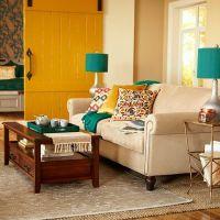 Love the colors. Pier 1 imports decor. | Decorating ideas ...