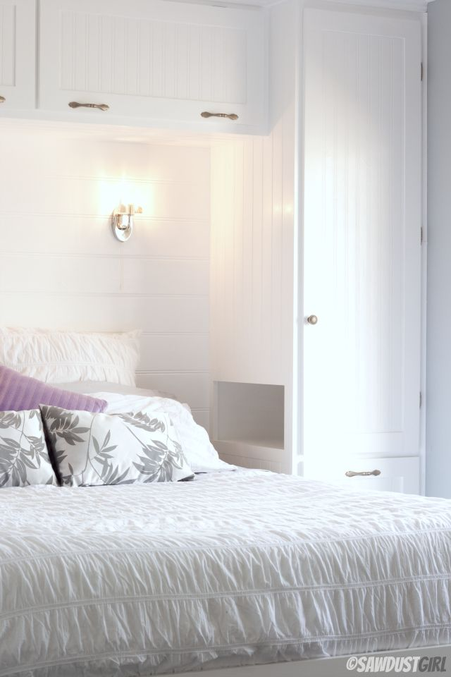 100 Best Images About Built Ins Around Bed On Pinterest