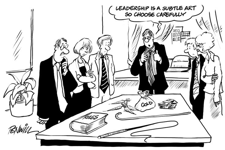 35 best Leadership cartoons images on Pinterest