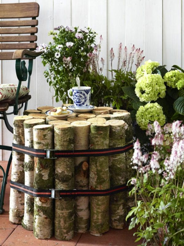 herbst deko ideen fur den garten leicht zum selber machen garten, Garten und Bauten