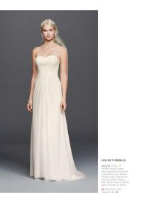 1000+ ideas about Davids Bridal Dresses on Pinterest ...