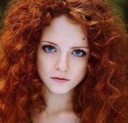 real life merida hair and makeup