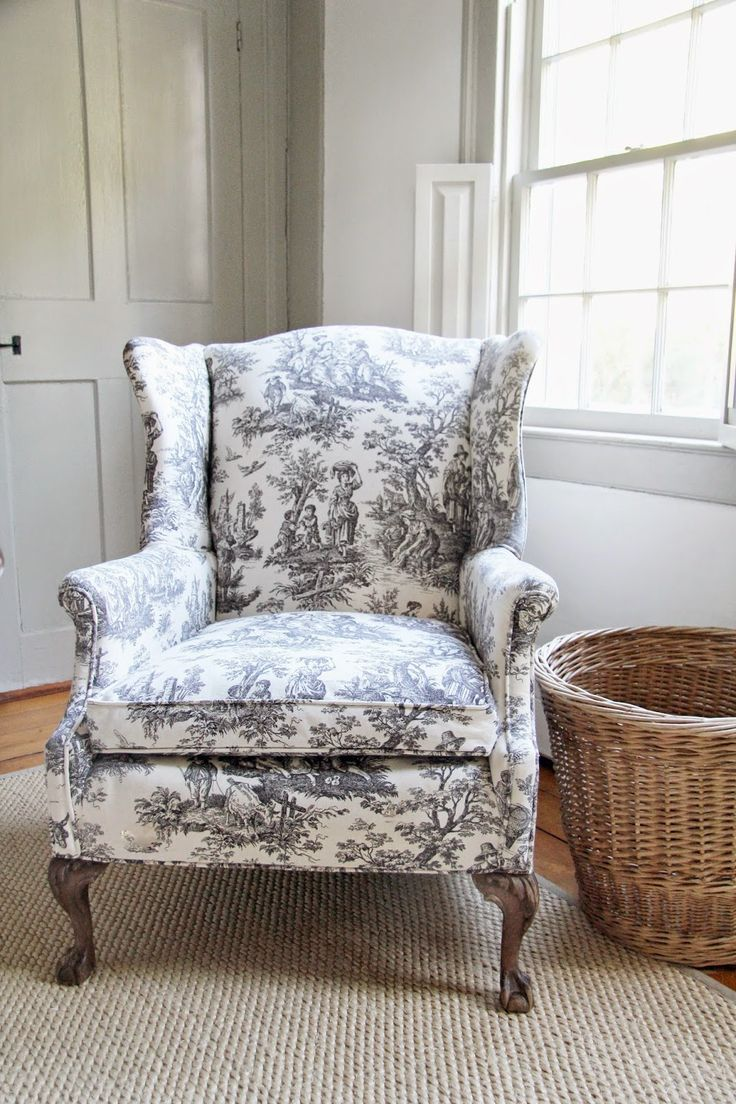1000 ideas about Wing Chairs on Pinterest  Armchairs