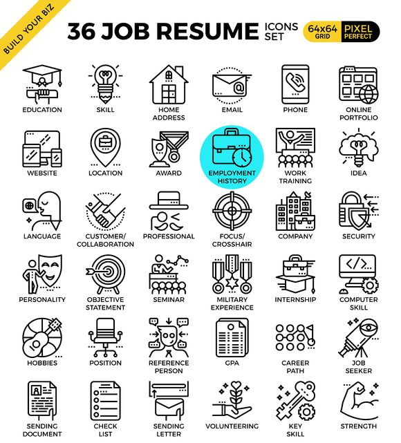 25+ best ideas about Resume outline on Pinterest