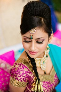 Indian Bridal Makeup and Hair! Check out facebook page for ...