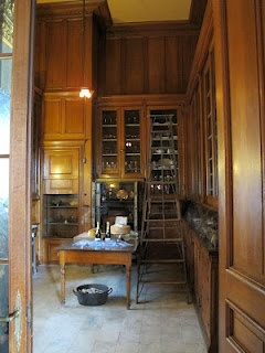 A Real Butlers Pantry Edwardian era house of Ogden Mills