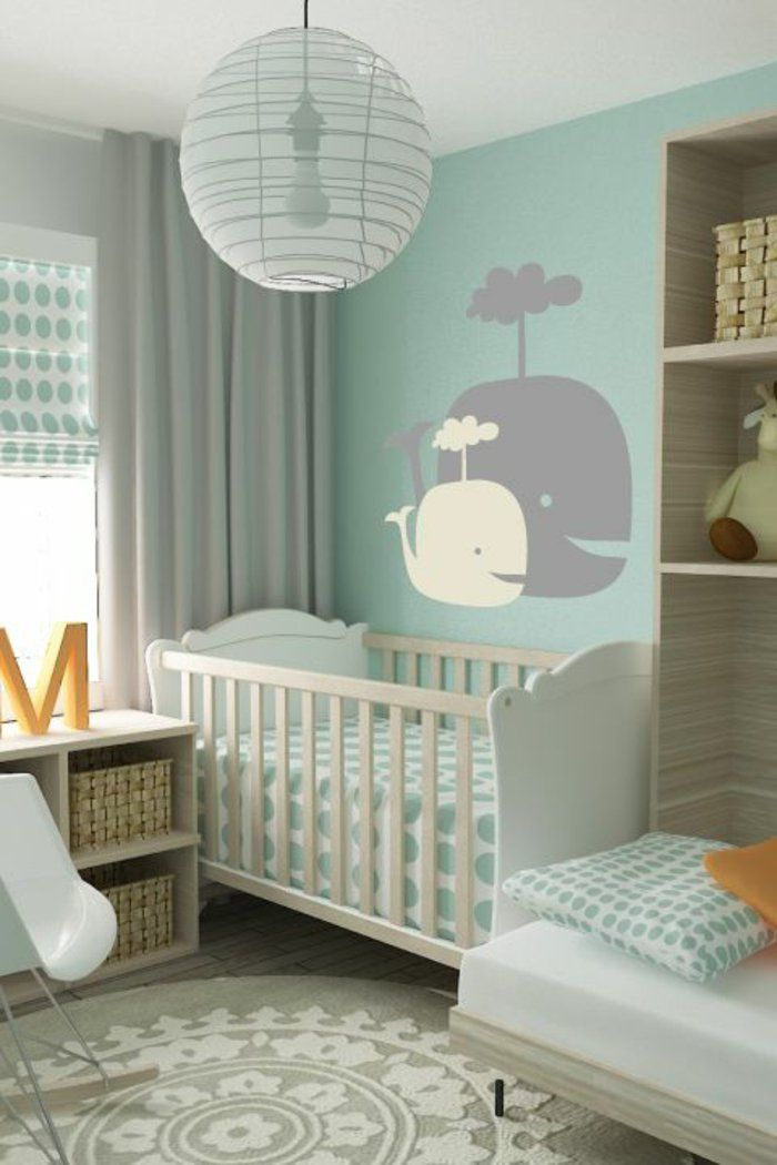 baby kinderzimmer vogelhaus babyzimmer deko ideen l | sichtschutz, Schlafzimmer