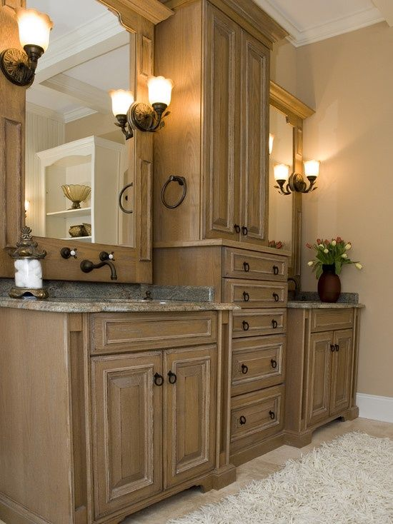 1000 ideas about Dark Vanity Bathroom on Pinterest  Building Floating Shelves Shower Taps and