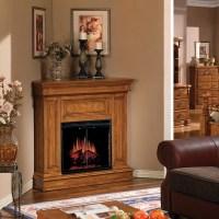 Phoenix Electric Corner Fireplace