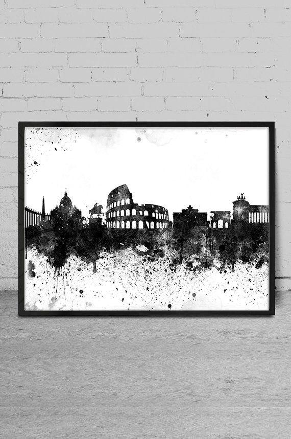 25+ best ideas about Watercolor city on Pinterest