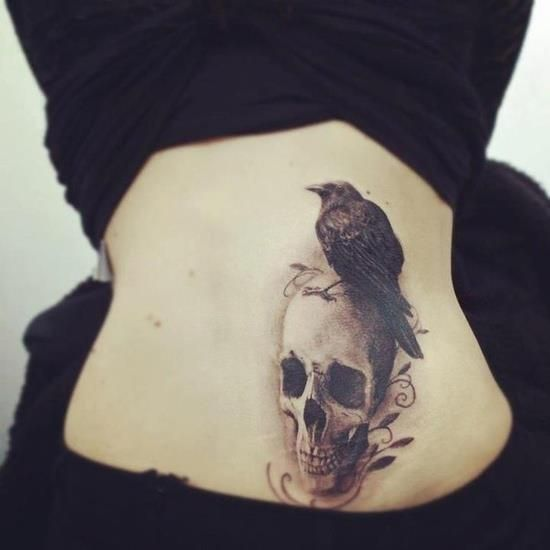 tattoo tattoos skull schdel