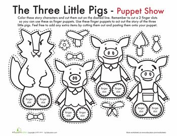 25+ best ideas about Three little pigs on Pinterest