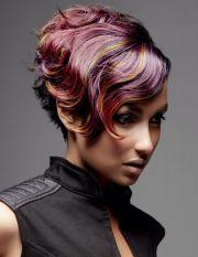 cyberpunk hair three