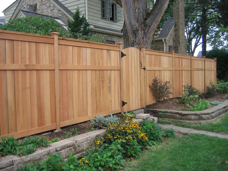 25 Best Ideas About Backyard Fences On Pinterest Wood Fences