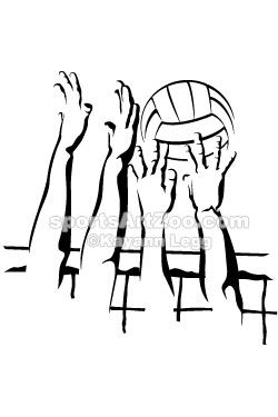91 best images about Volleyball Designs on Pinterest