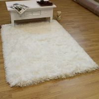 17 Best ideas about Fluffy Rug on Pinterest   White fluffy ...