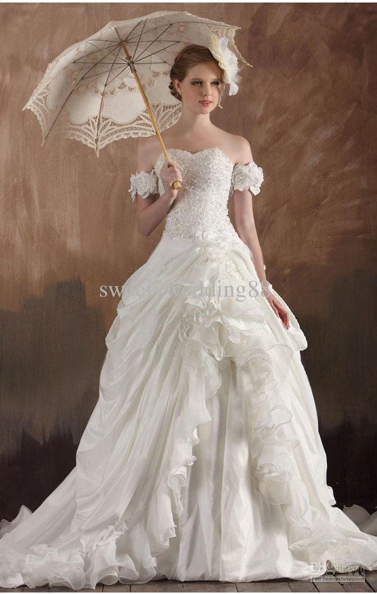 victorianweddingdress4  Wedding Dressing  Pinterest  Gothic wedding Vintage gothic and