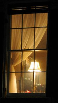 Kimberley Barker Nightingale: A Lamp in the Window