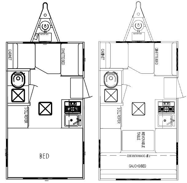 17 Best ideas about Teardrop Camper Interior on Pinterest