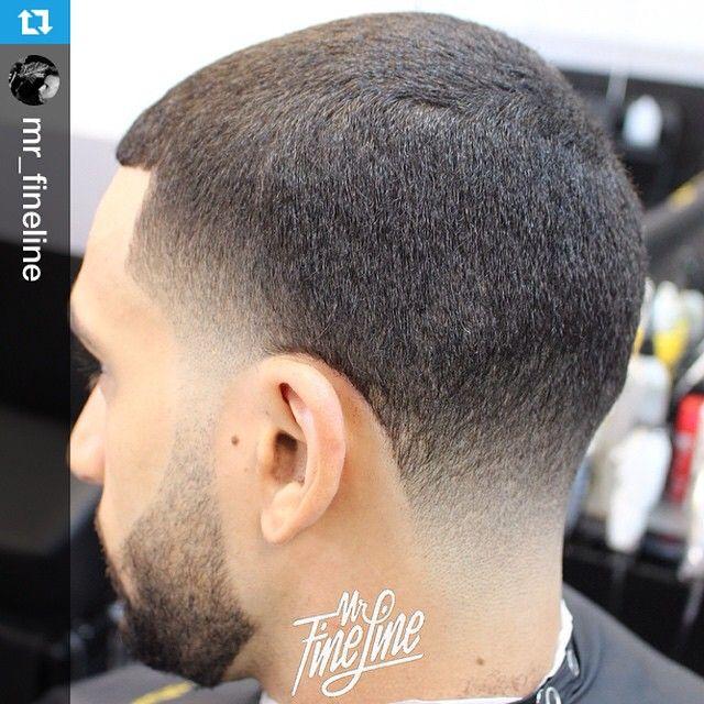 Skin Taper Haircut Performed By Mrfineline Www