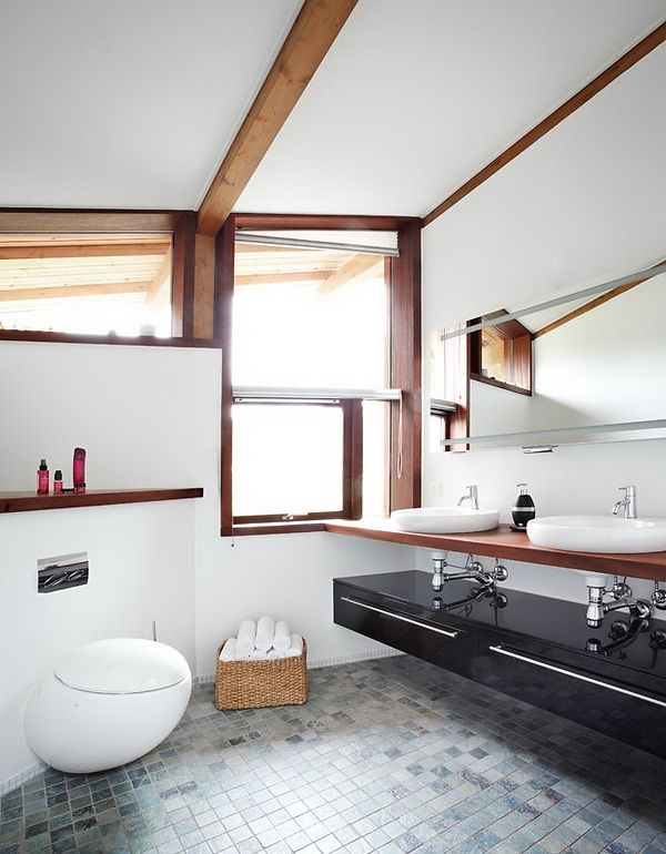 17 Best Images About Danish Modern Bathrooms On Pinterest Teak Summer Houses And Wall Mirrors