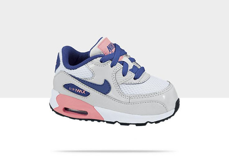 Nike Air Max 90 Toddler Girls Shoe  i collect baby