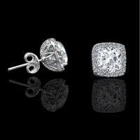 Best 20+ Diamond Earrings ideas on Pinterest | Diamond ...