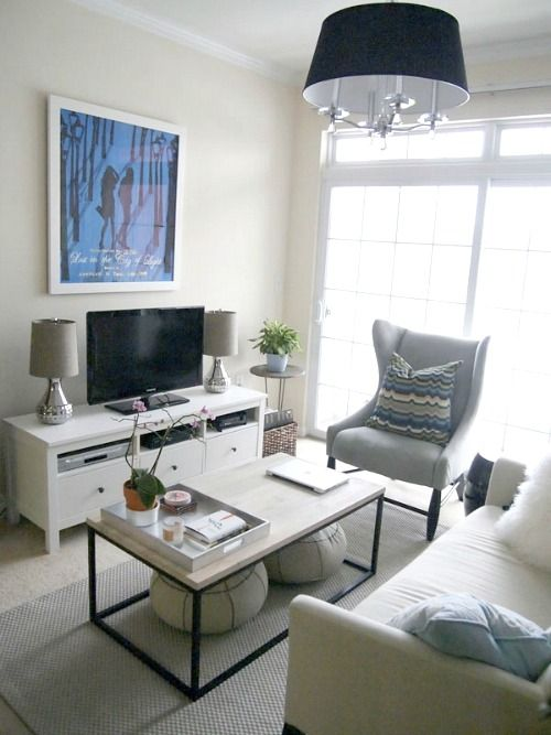 25 Best Ideas About Small Living Room Furniture On Pinterest