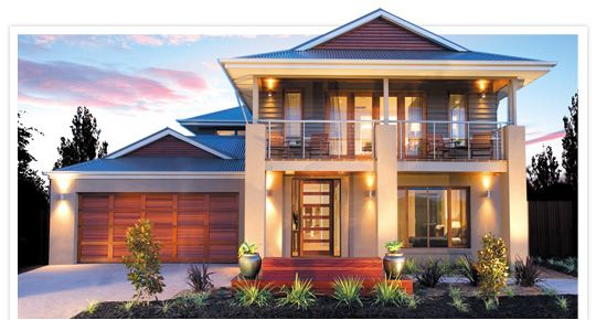 Modern Double Storey House Plan Designs For Houses Double Home