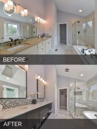 Best 25+ Bathroom before after ideas on Pinterest