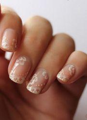 ideas bridal nails