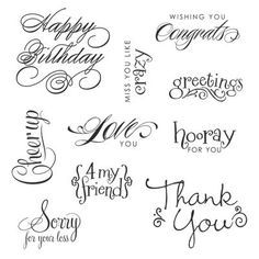 17 Best images about CTMH-My Stamp Sets on Pinterest | Seasons. Word puzzles and Stamps