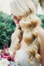 ideas wavy bridal