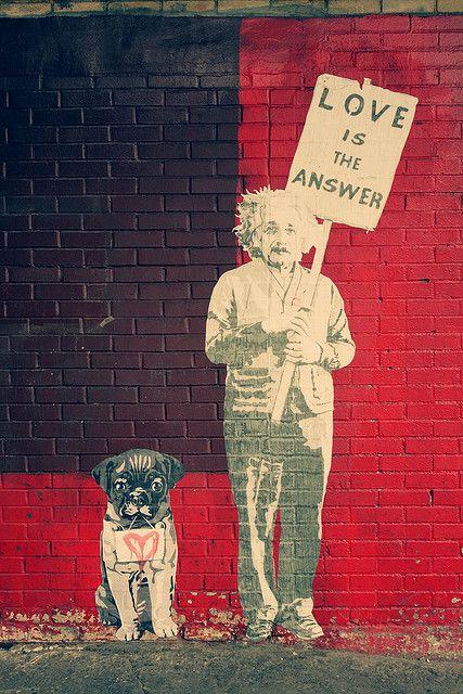 """Dan and J.K"" said the same thing!  NY City Street Art"