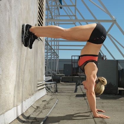 The At-Home CrossFit Workout: Get fitter and firmer than ever before with this total-body