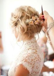 messy wedding hair ideas
