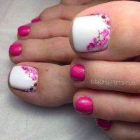 25+ best ideas about Toe nail art on Pinterest | Pedicure ...