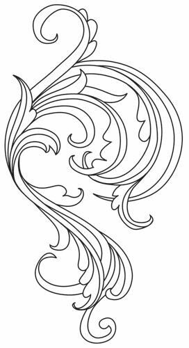 528 best images about Printables Swirles on Pinterest