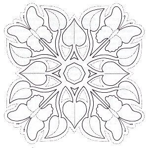 25+ best ideas about Hawaiian Quilt Patterns on Pinterest