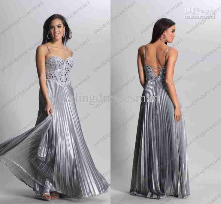 silver plus size prom dresses  11  US 12499  Wedding ideas  Pinterest  Dress ideas