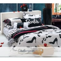 Black Barbie Bedding | Delaynee's Room | Pinterest | Black ...