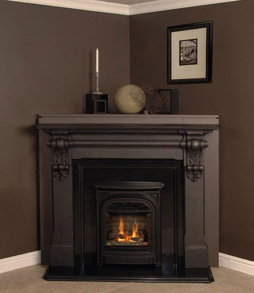 Best 25+ Corner fireplace mantels ideas on Pinterest