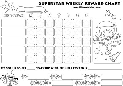 23 best images about Reward Charts for Kids on Pinterest