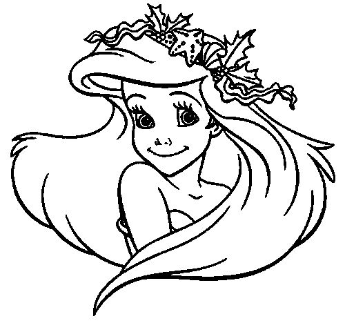 17 Best images about Little Mermaid Coloring Pages on