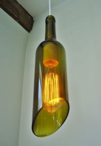 17 Best ideas about Wine Bottle Lamps on Pinterest | Wine ...